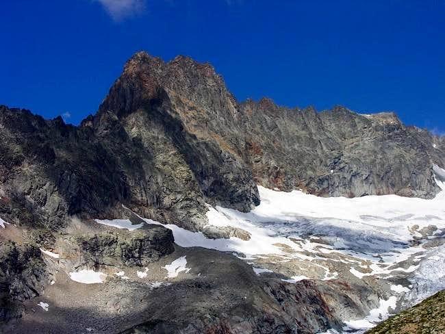 Monts Rouges de Triolet