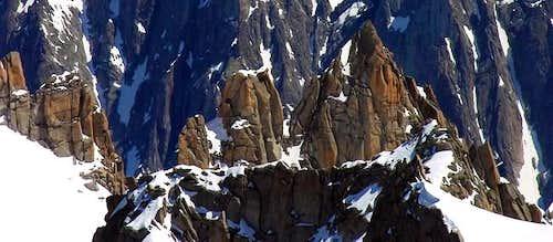 Il Pain de Sucre (3607 m)