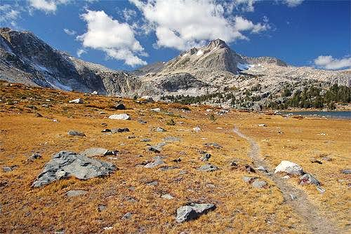 Yosemite tundra. North Peak...
