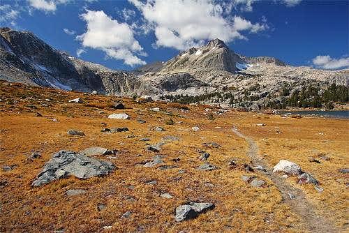 Yosemite tundra. North Peak...