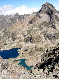 Palas & lakes of Arrèmoulit
