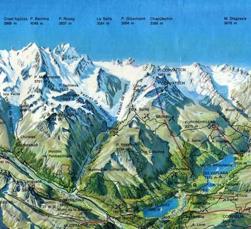 Overview on the Bernina...