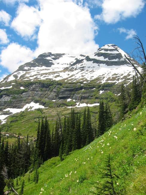 McDonald Peak