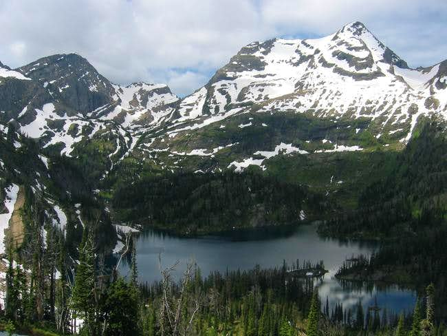 Cliff Lake Basin intervenes...