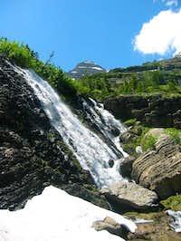 Cliff Lake Basin is a pretty...