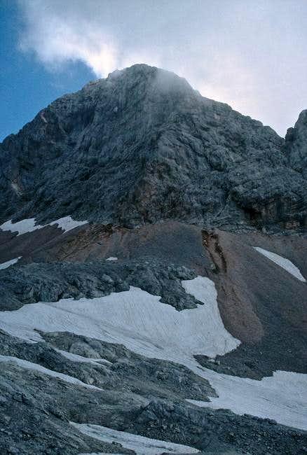 Gipfel des Triglav von...