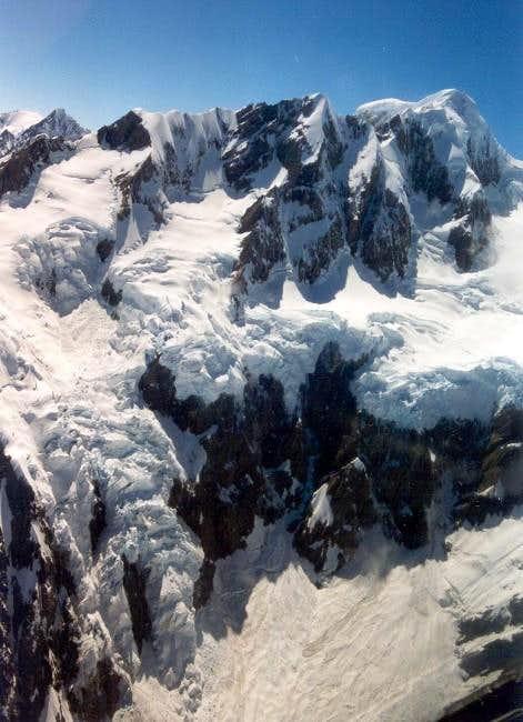 South face of Mt.Tasman (1997)