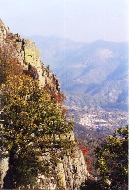 Pachni village