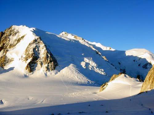 Mont Blanc du Tacul on a...