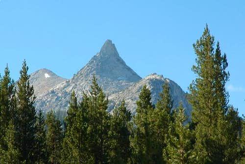 Unicorn Peak, as seen from...