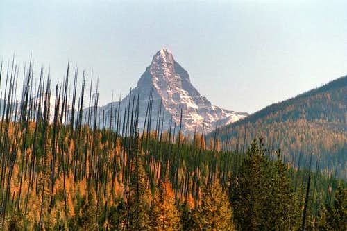 Mount Saint Nicholas. Note...