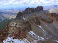 Pilot Knob from the summit of...
