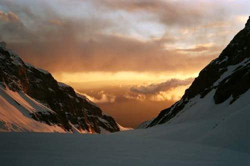 Kalaxong glacier
