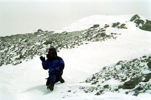Muztagh Ata summit