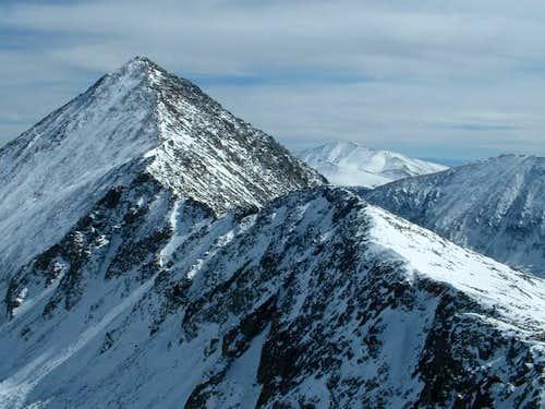 10/15/05: Quandary Peak's...