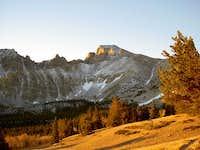 View of Wheeler Peak on...