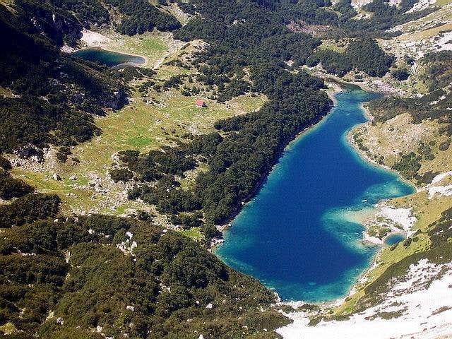 Veliko Skrcko Jezero (Large...