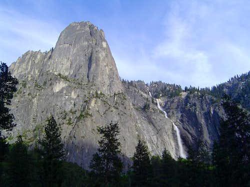 Sentinel Rock and Sentinel...