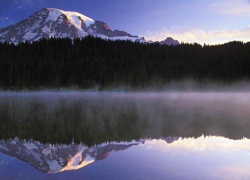 View of Mt. Rainier from...