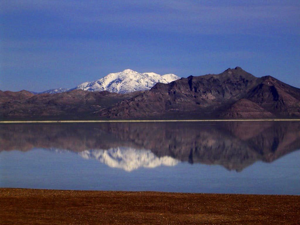 Silver Island Range and Lake...