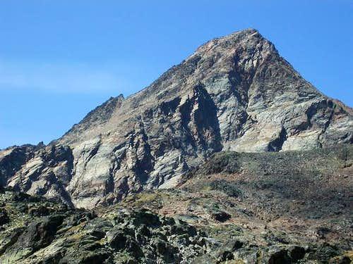 West side of punta Garin...