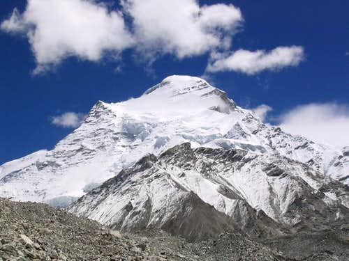 Cho Oyu from ABC September...