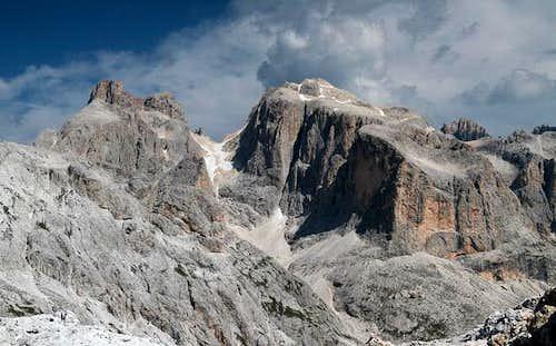 Cimon della Pala (3129m), Il...