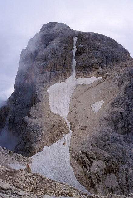 Passo del Travignolo (2925m)...