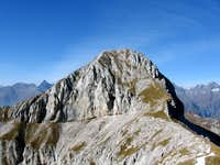The South Face from sentiero...