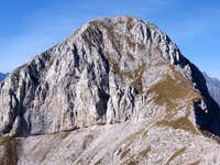 The summit piramid of the...