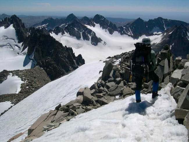 Beautiful mountain scenery...