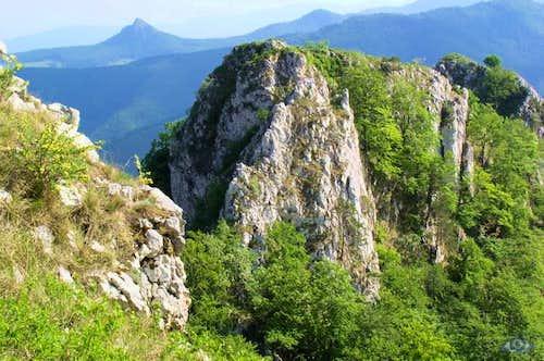 view of Trascau