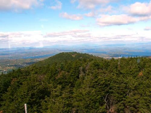 Gunstock Mountain from...
