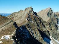 Old Hyndman Peak from the...