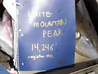 Summit register in all it's...