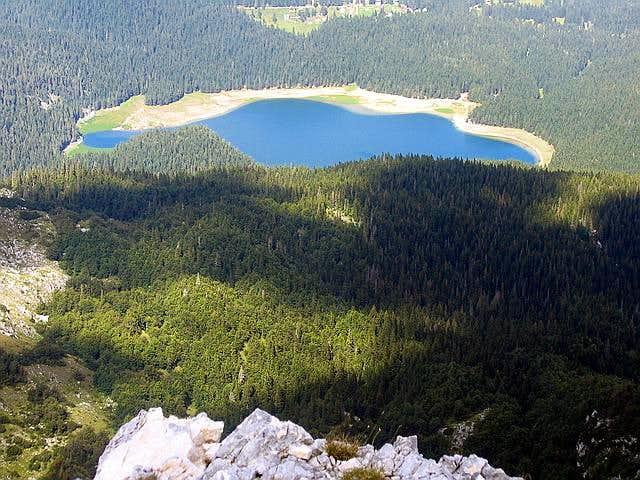 Savin Kuk (2313 m) N summit...