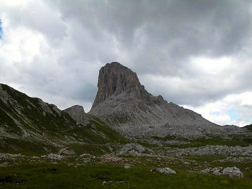 Becco di Mezzodi (2601m),...