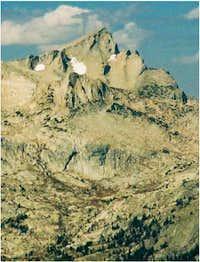 North Peak, north of Mt....