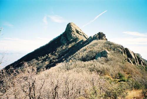 Mount Turnbull