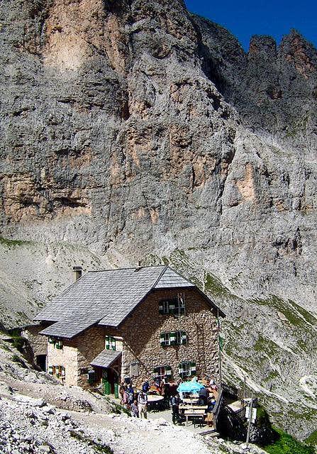 Langkofelhütte (Rifugio...