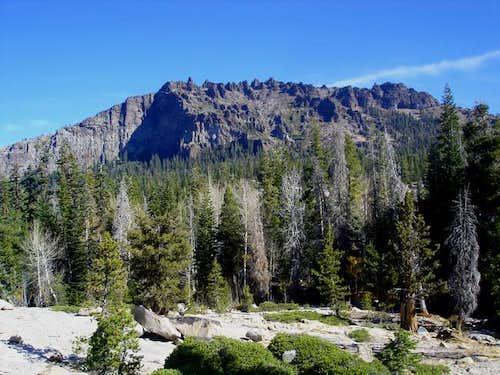 view of Thunder Mountain
