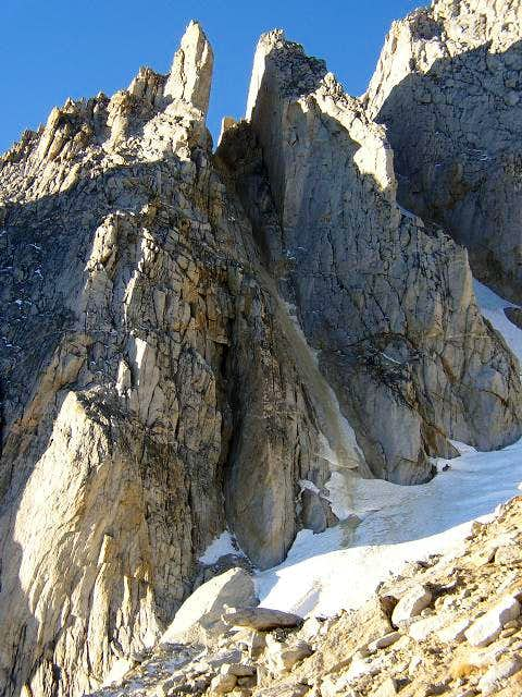 23-Oct-2005: Middle couloir....