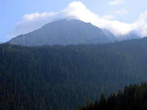 Savin Kuk (2313 m) from Crno...