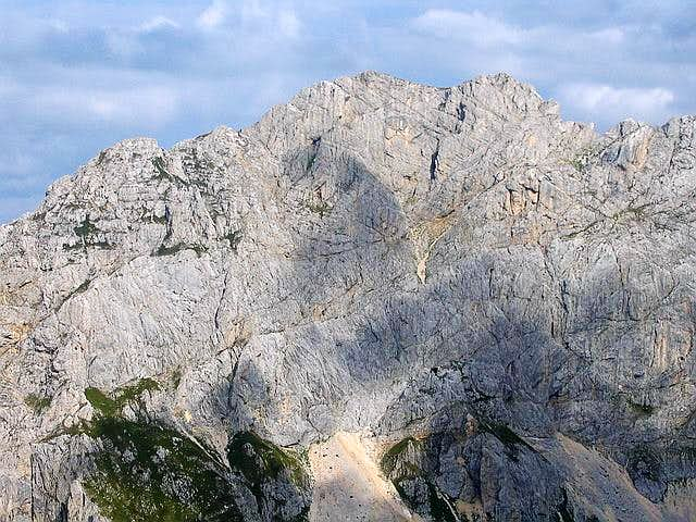 Bezimeni Vrh (No Name Peak,...