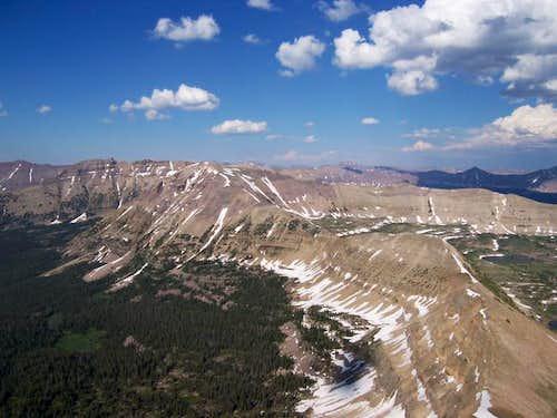 Naturalist Basin Route