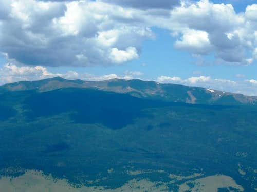 Wheeler Peak from...