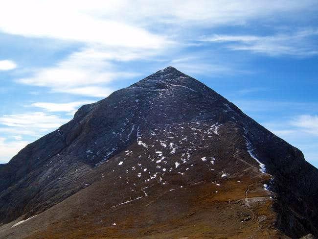 Mount Vihren, as seen from...