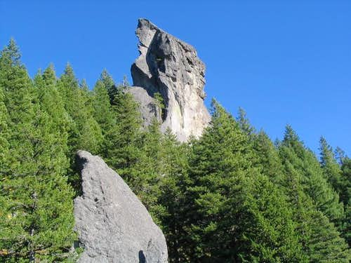 Rooster Rock (in the...