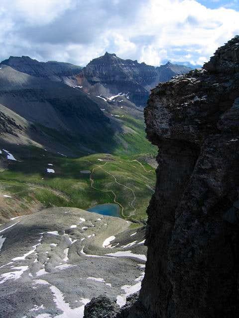 Teakettle Mountain viewed...