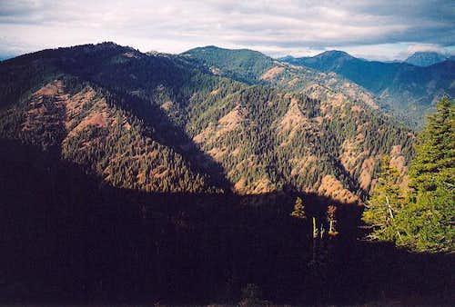Sasse Mountain (5,730 ft)--at...